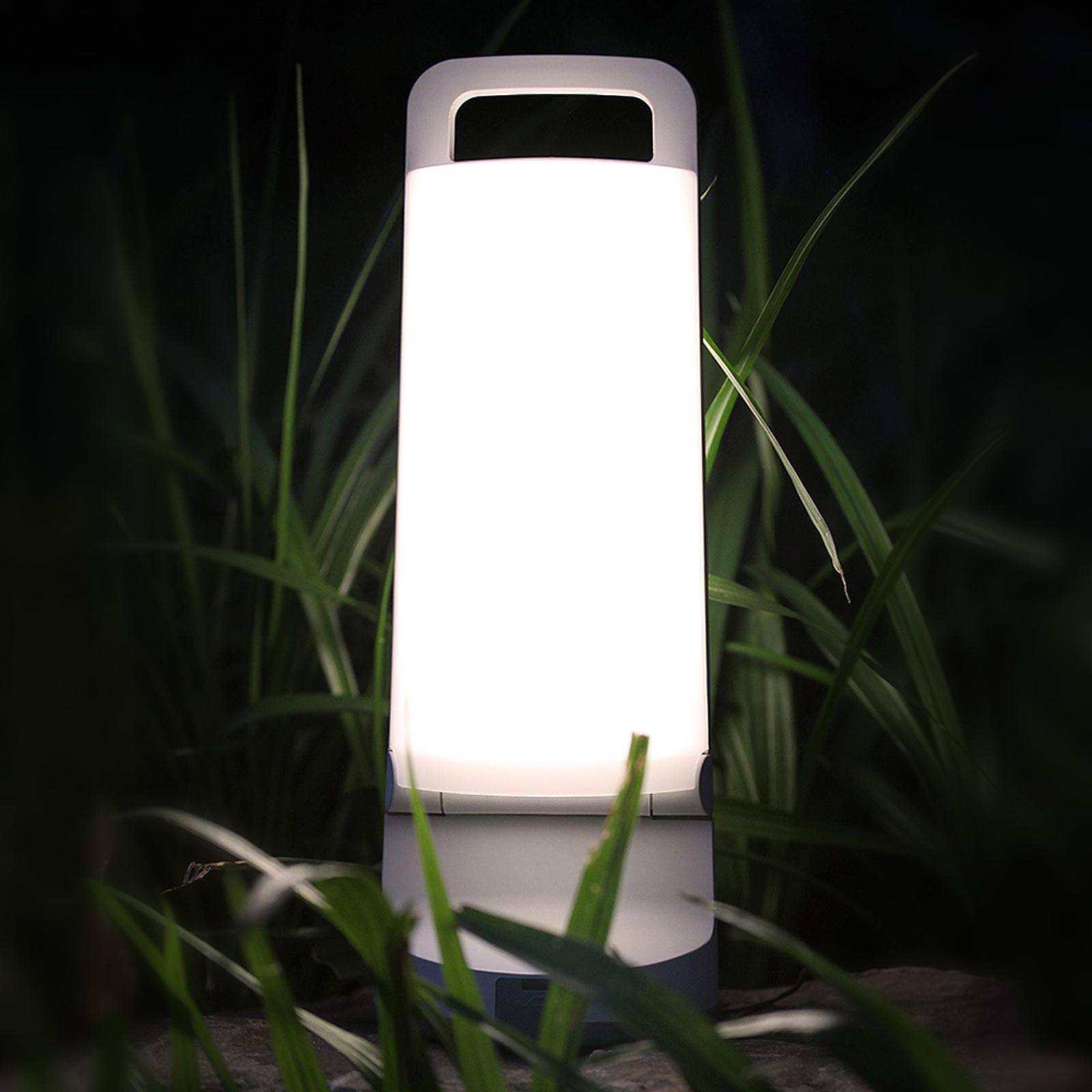 Dragonfly – solarna lampa stołowa na zewnątrz