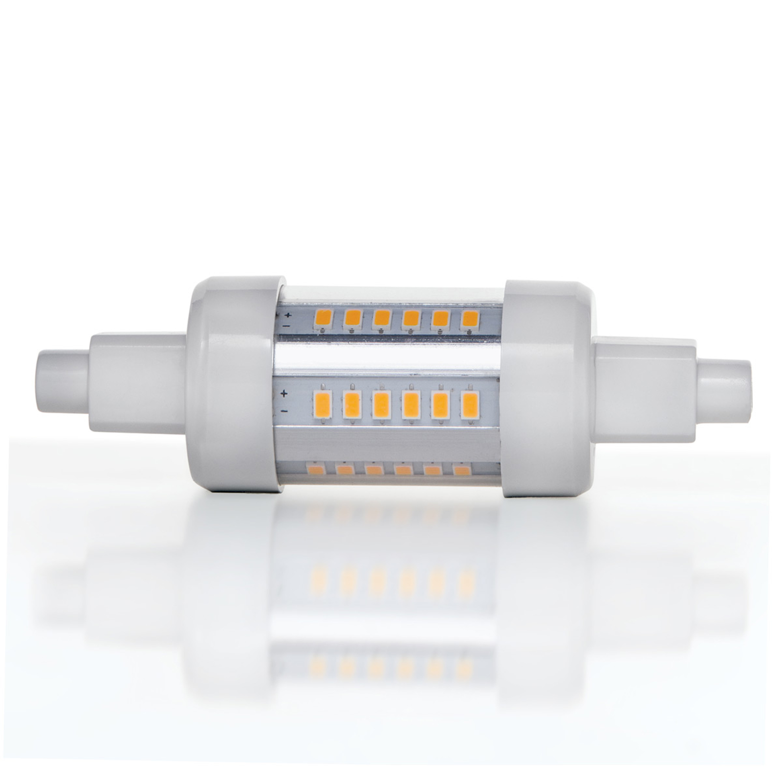 R7s 5W 830 LED lamp in staafvorm