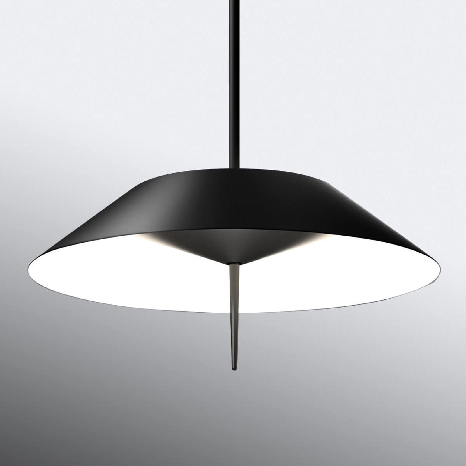 Vibia Mayfiar LED-Pendelleuchte 1-flg., graphit