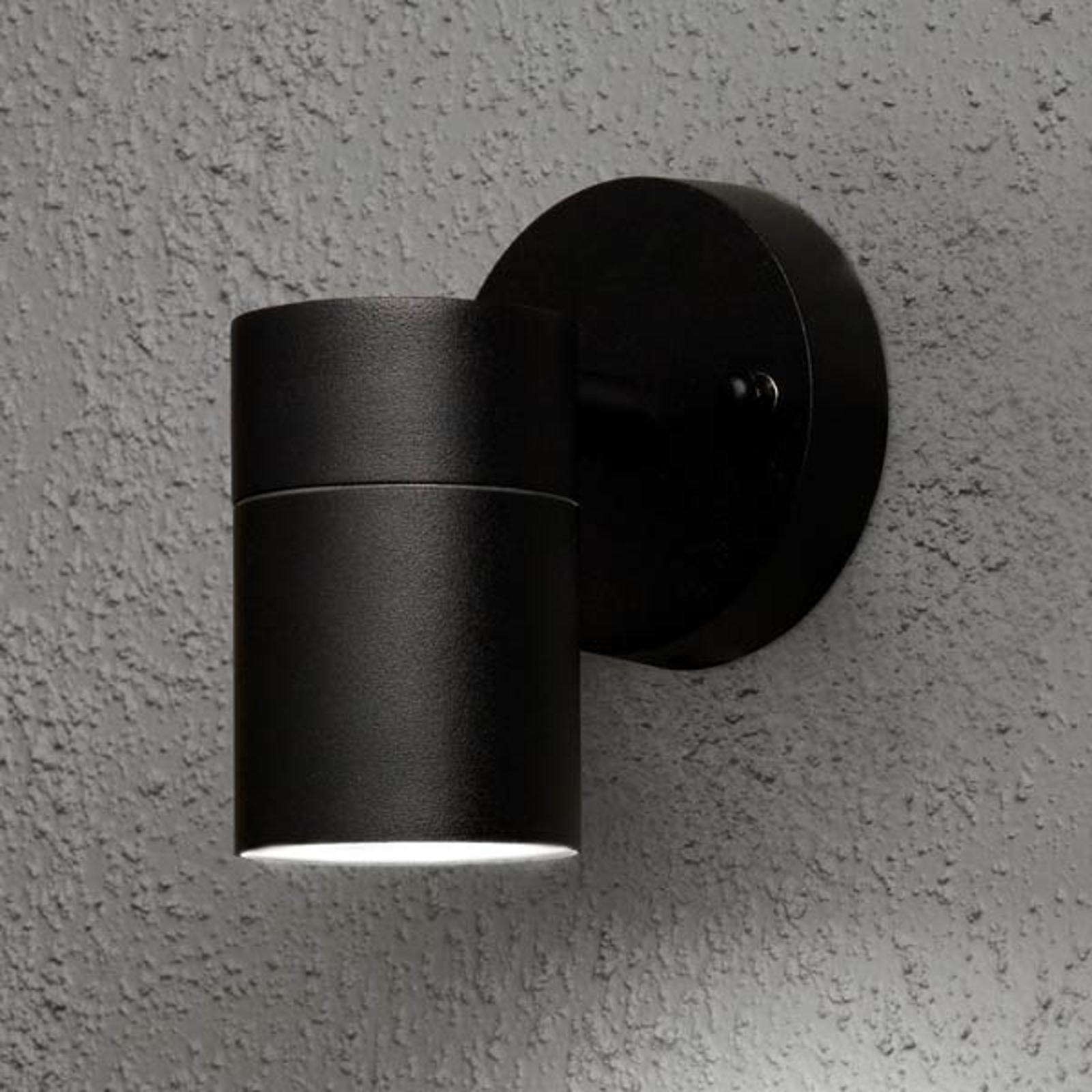 Buitenwandlamp Modena 1-lamp zwart