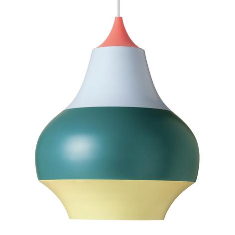 Louis Poulsen Cirque lámpara colgante, rojo