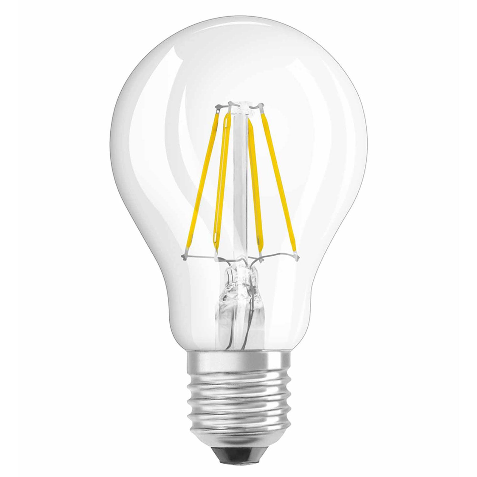 Ampoule LED à filament E27 4W 827 Retrofit