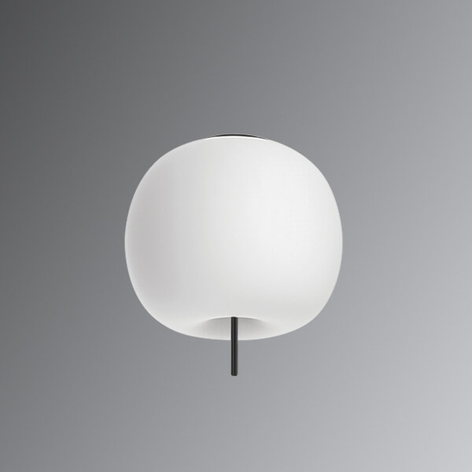 Kundalini Kushi - LED-Deckenleuchte schwarz