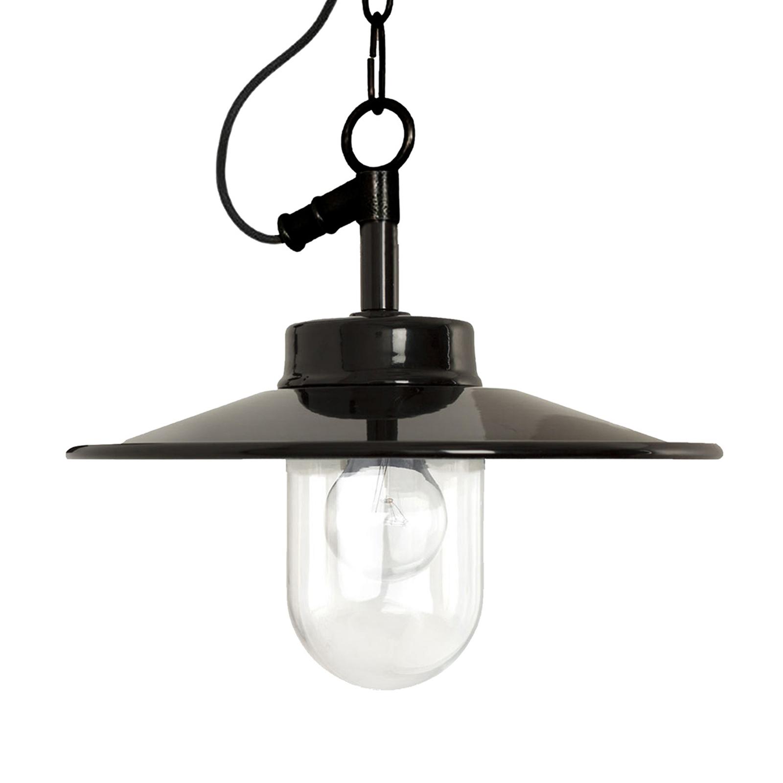 Lampa wisząca Vita o industrialnym wzornictwie