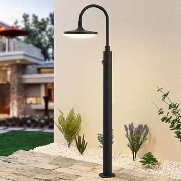 Arcchio Fineria LED-Wegelampe mit Bewegungsmelder