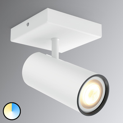 Philips Hue Buratto LED-spot hvid 1 lyskilde