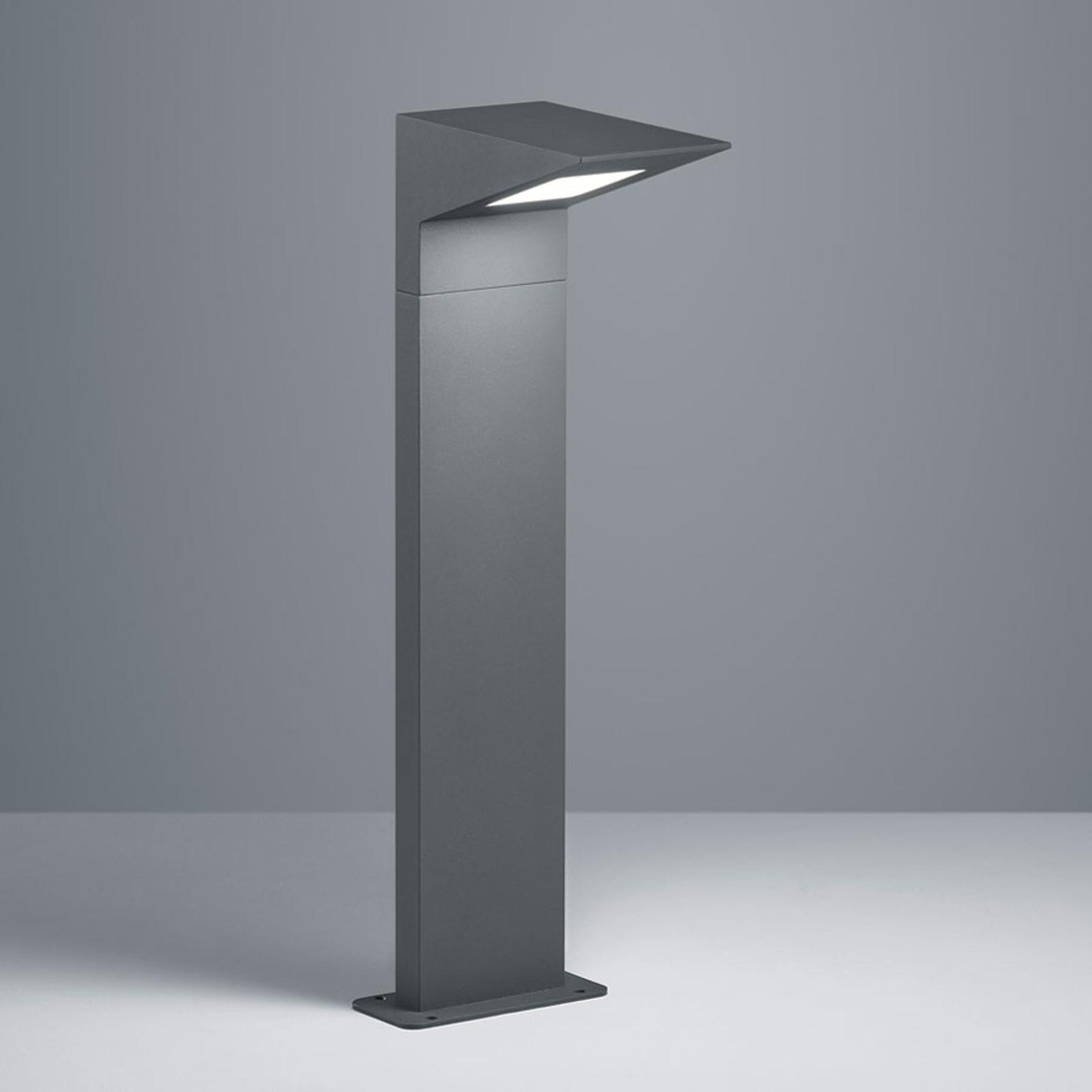 LED-Sockelleuchte Nelson, Höhe 50 cm
