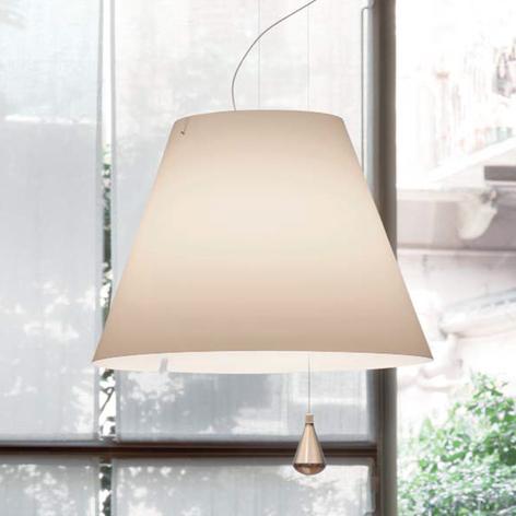 Elegante lampada a sospensione Lady Costanza