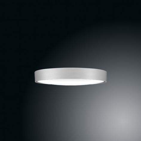 Ribag Arva LED-Deckenlampe, grau-met., 27 cm