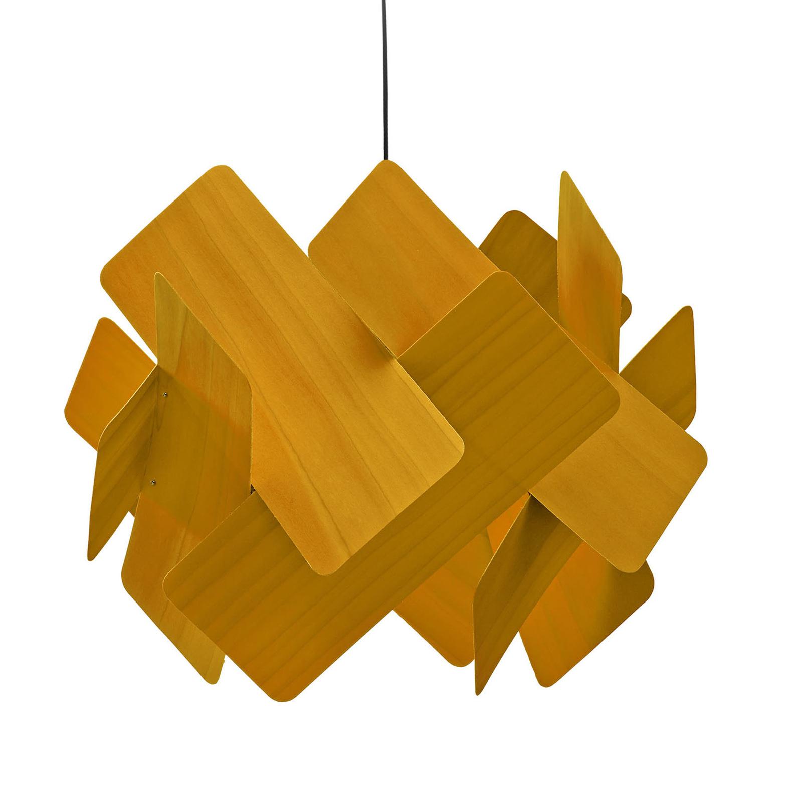 LZF Escape hengelampe, Ø 52 cm, gul