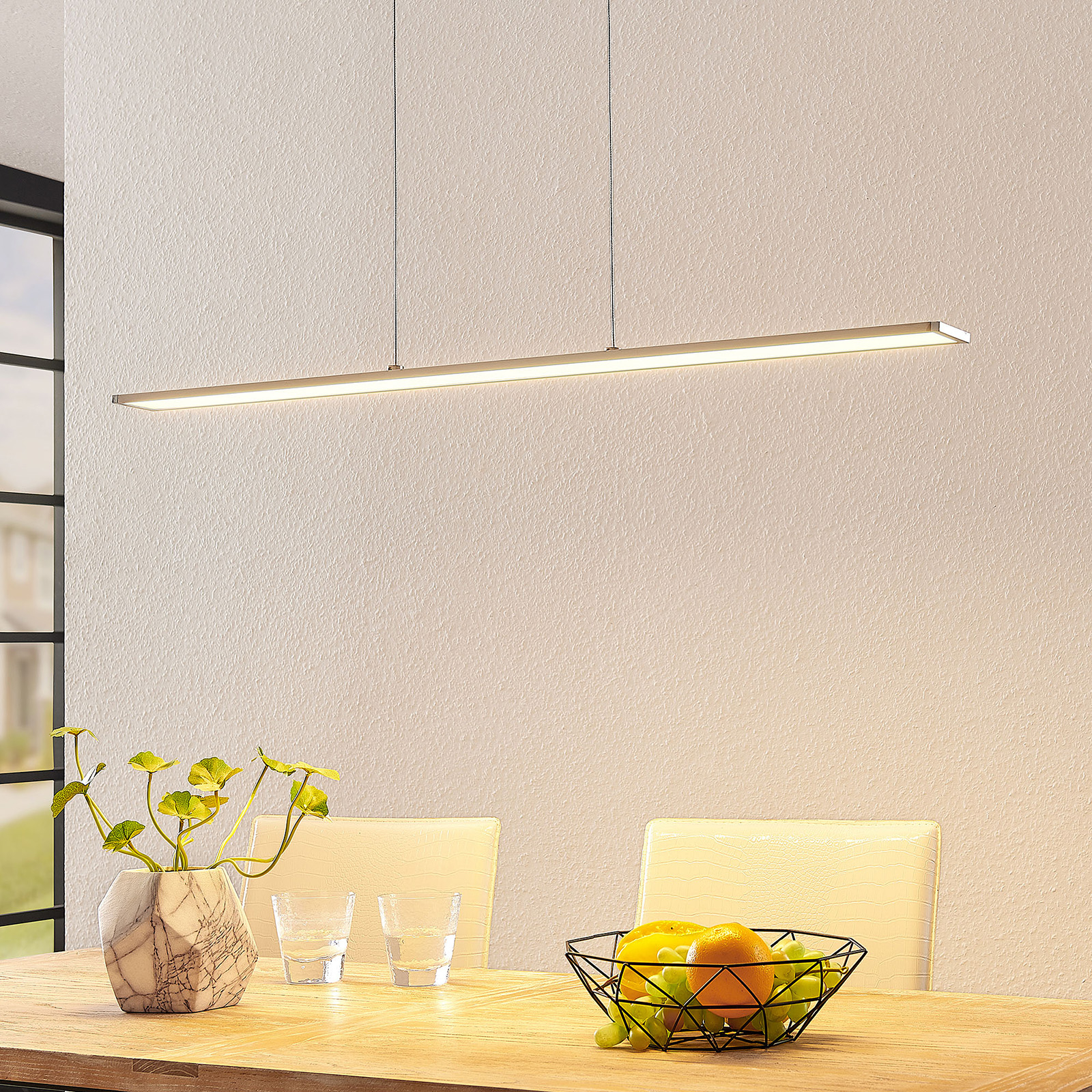 Lindby Smart Ibbe LED hanglamp