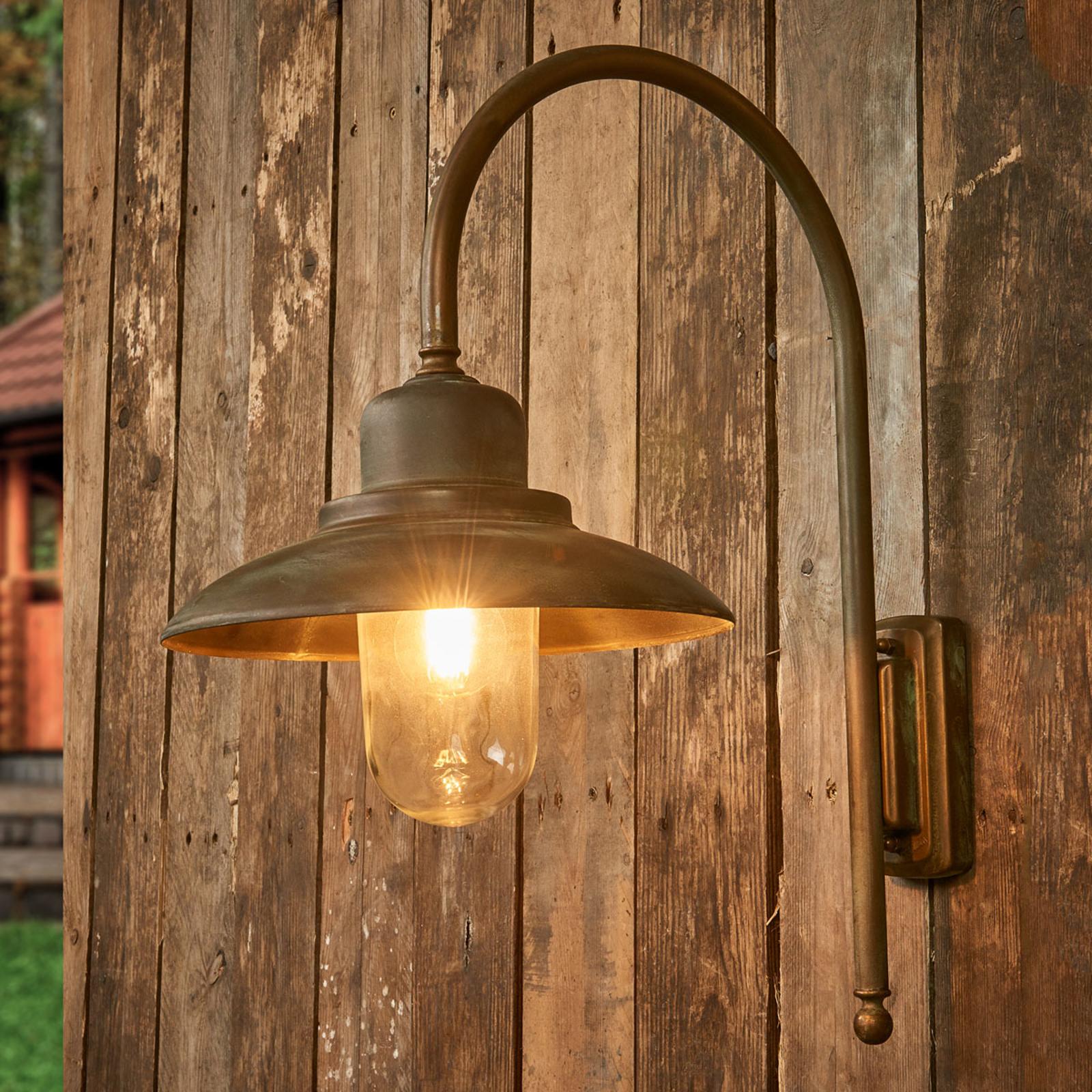 Casale - een charmante buitenwandlamp