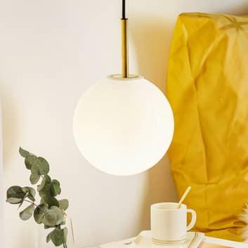 Menu TR Bulb suspension LED 1 lampe en laiton