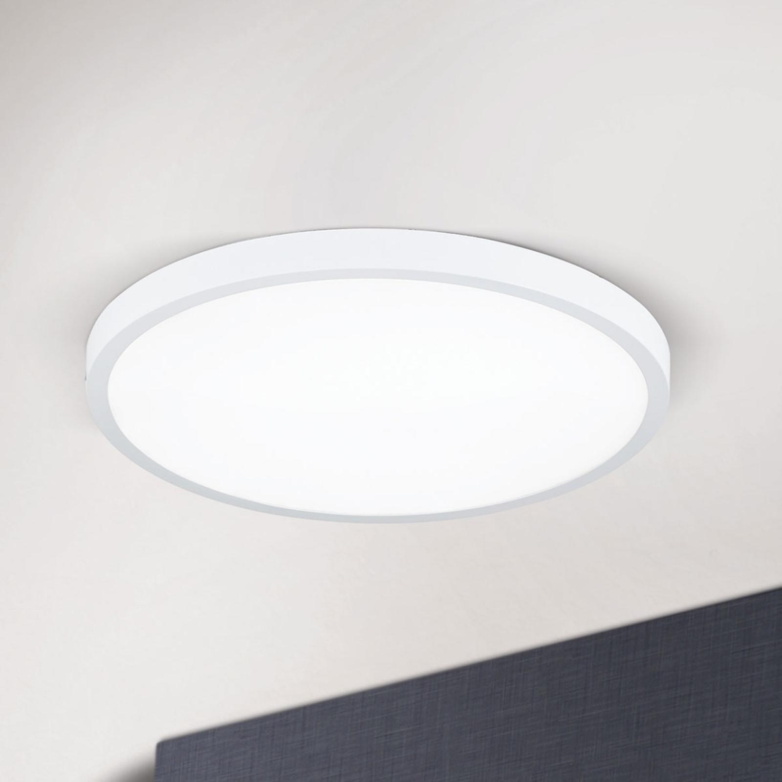 Ultraploché LED stropní světlo Lero Ø 40 cm