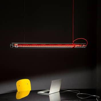 Ingo Maurer Tubular -LED-riippuvalo, 360° kääntyvä