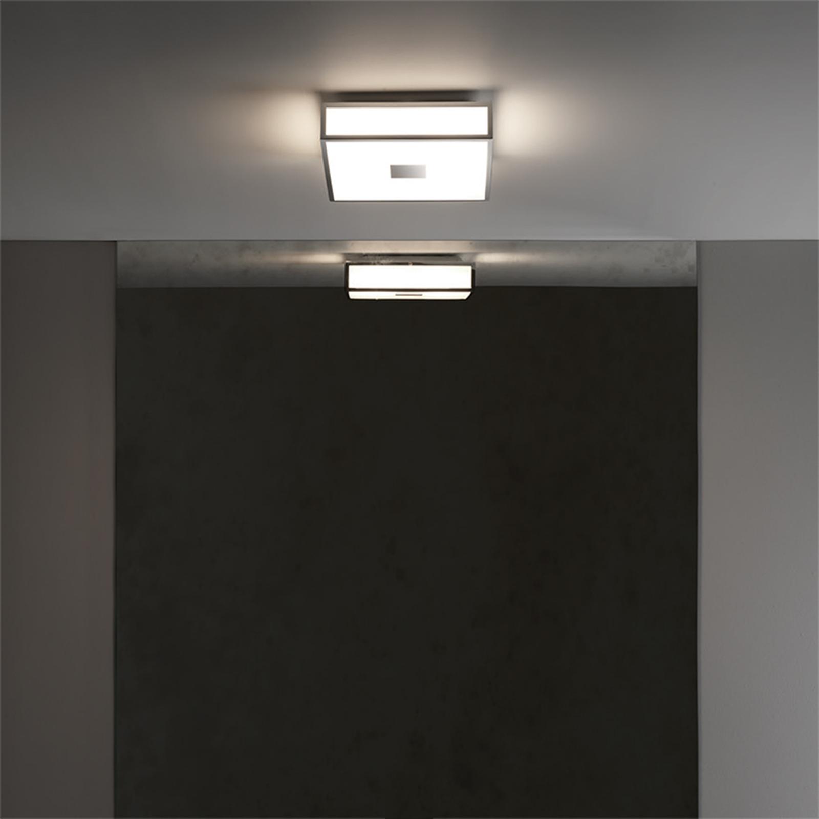 Astro Mashiko LED Bad Deckenleuchte 30x30 chrom
