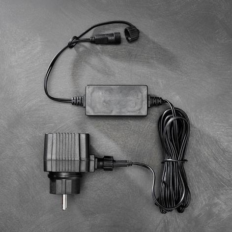 Startset 2 för 24V-system LED m. extern transforma