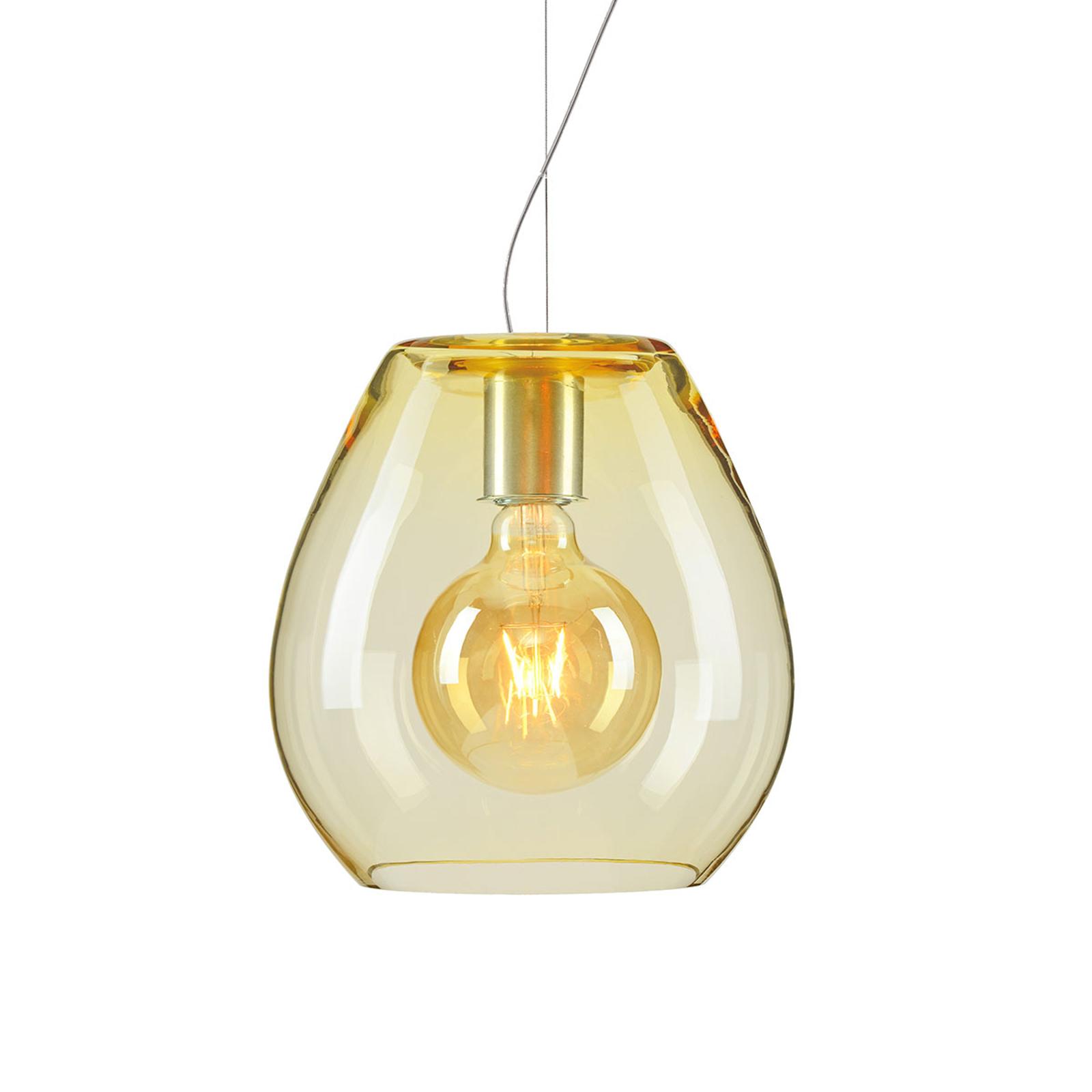 Casablanca Bagan Evolution hængelampe, whiskey