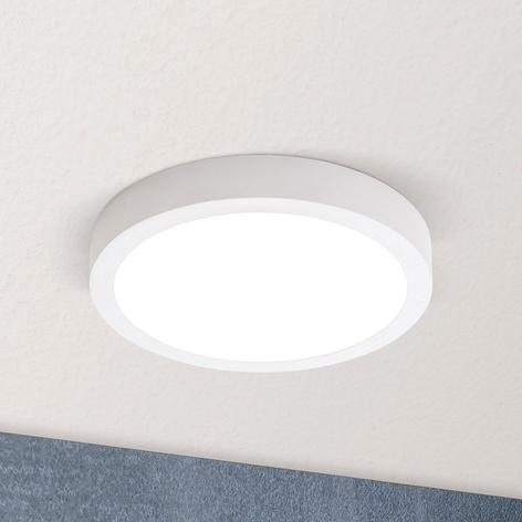 LED-Deckenleuchte Vika, rund, weiß