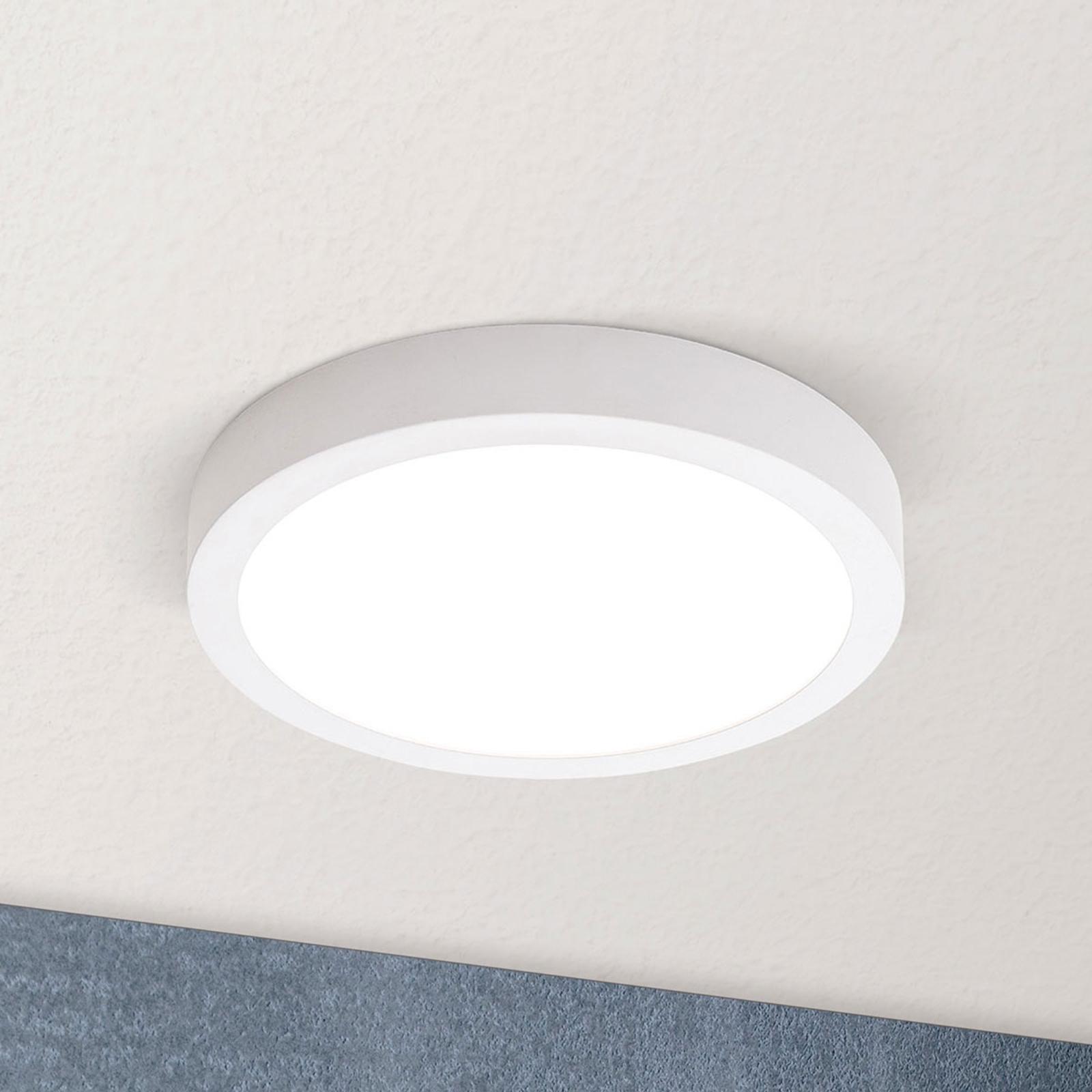 Vika - eenvoudige LED plafondlamp, 18 cm
