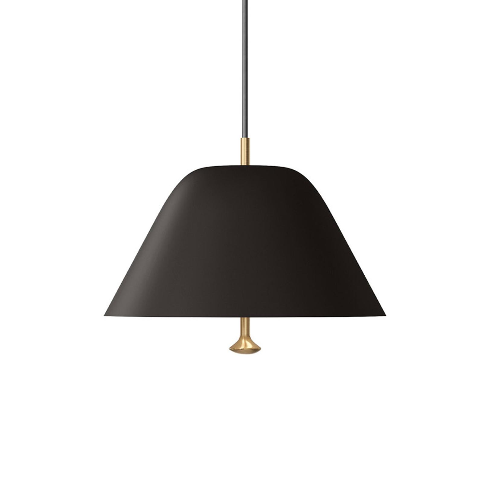 Menu Levitate hængelampe, Ø 28 cm, sort