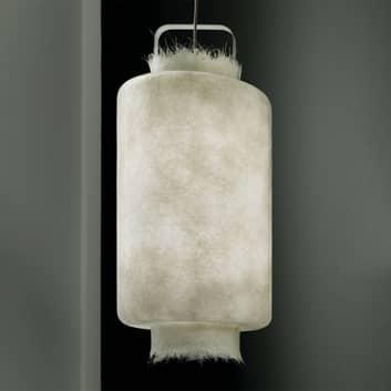 Karman Kimono LED-Außen-Hängeleuchte, Ø 40 cm