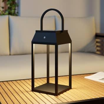 Lucande Maleos farol solar LED, atenuable