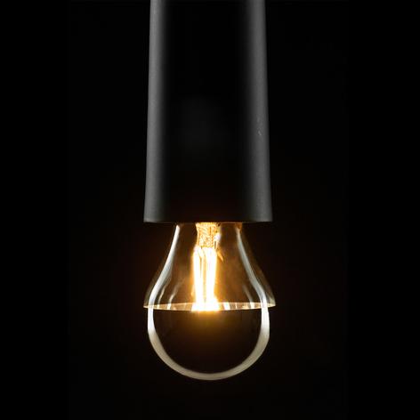 E14 2,7W, LED-lichtbron met spiegelkop, warm-wit