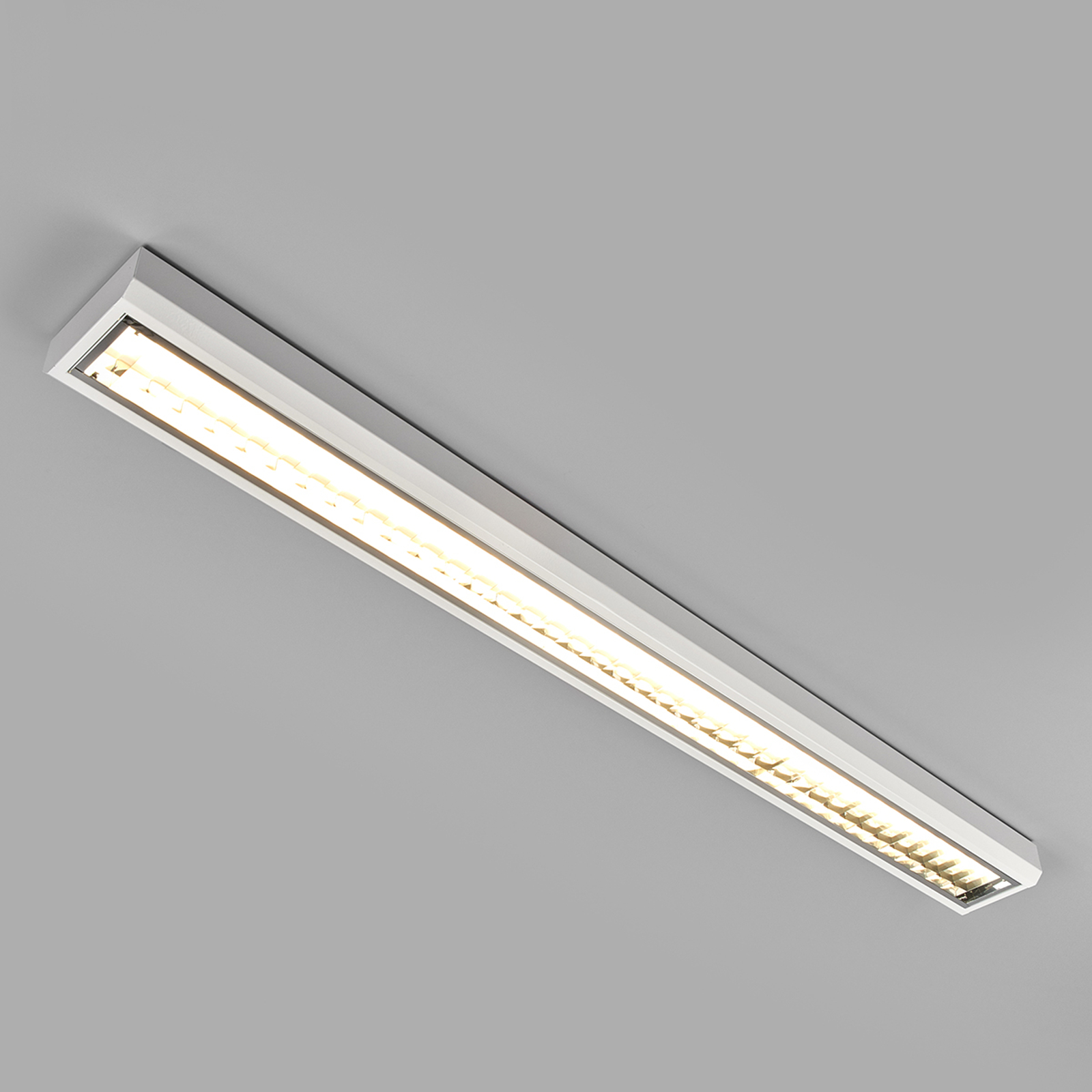 LED louvre light for offices_3002146_1