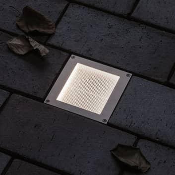 Paulmann Brick podlahové zapuštěné světlo 10x10cm