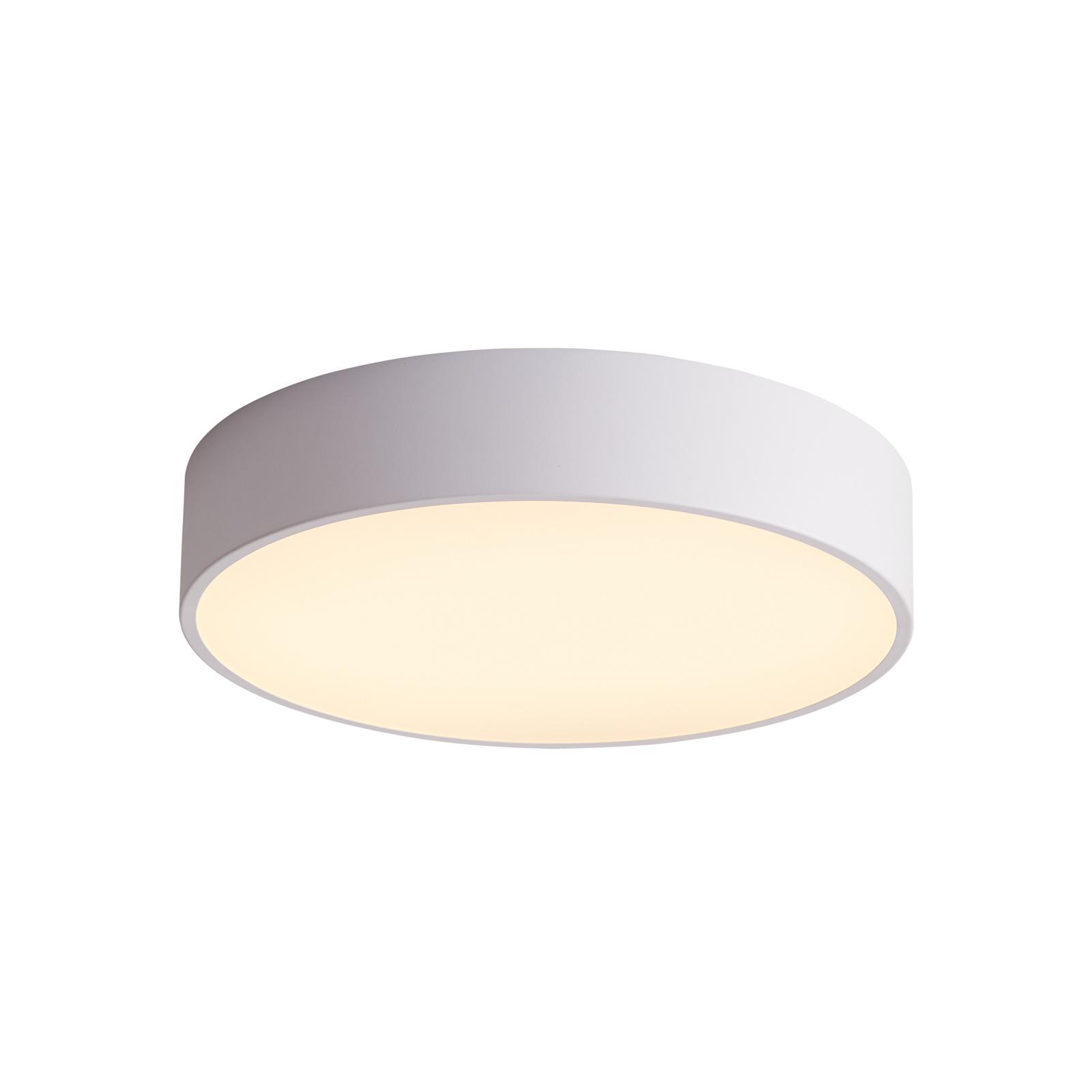 Arcchio Noabelle lampa sufitowa LED, biała, 80 cm