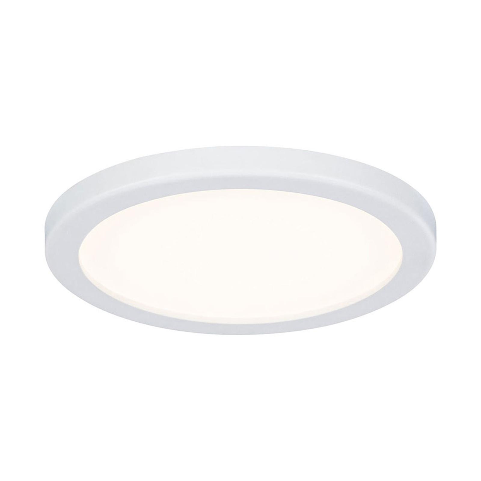 Paulmann LED-Panel Areo 3.000K rund weiß 11,8cm