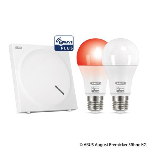 ABUS Z-Wave Smartvest-udvidelse, belysningssæt