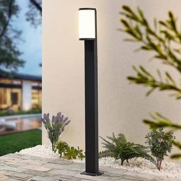Lucande Jokum LED-veilampe, IP65, 100 cm