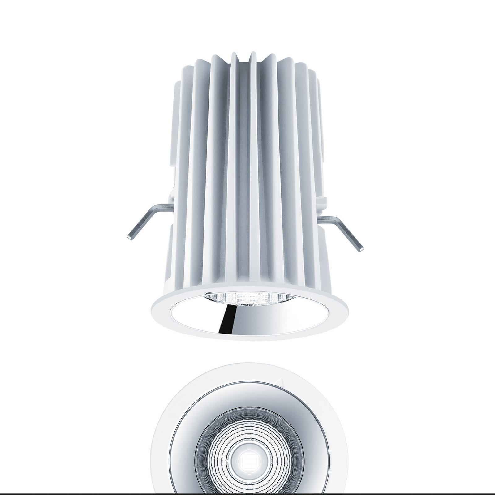 Zumtobel Diamo Einbaulampe Bluetooth Flood 3.000 K