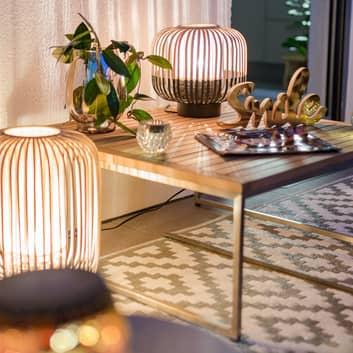 Forestier Bamboo Light -pöytävalo
