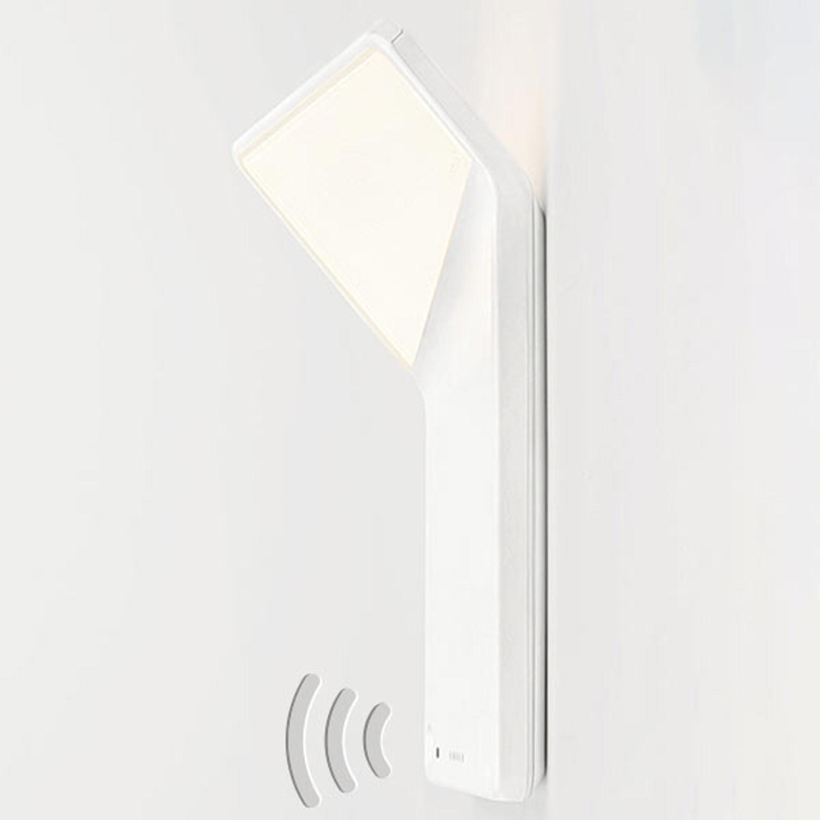 Nimbus Winglet CL LED wandlamp, mat wit