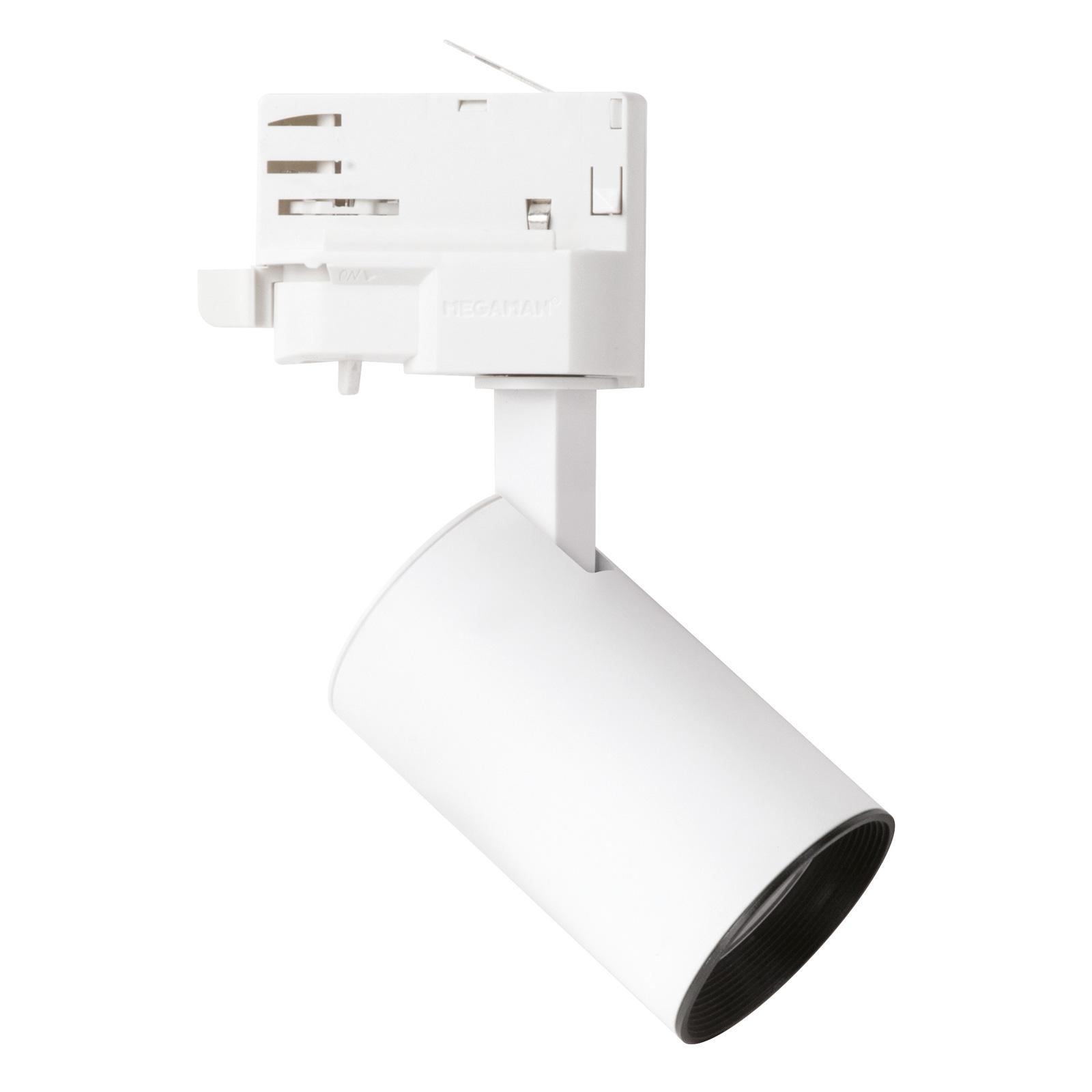 LED-spot MarcoMini til 3-fase skinne, hvid, 4.000K