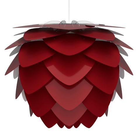 UMAGE Aluvia hanglamp medium robijnrood