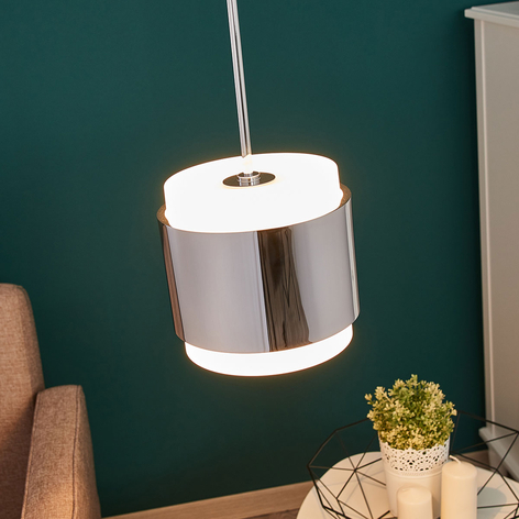 Glashütte Limburg Cuno - LED-Pendelleuchte m. Glas