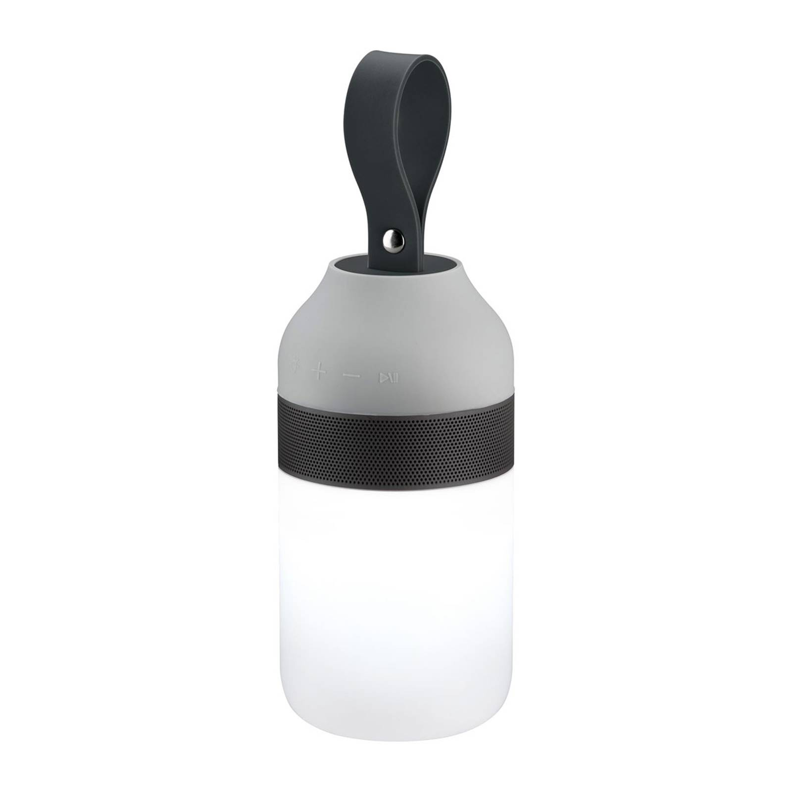 Paulmann Clutch Sound tafellamp accu, Bluetooth