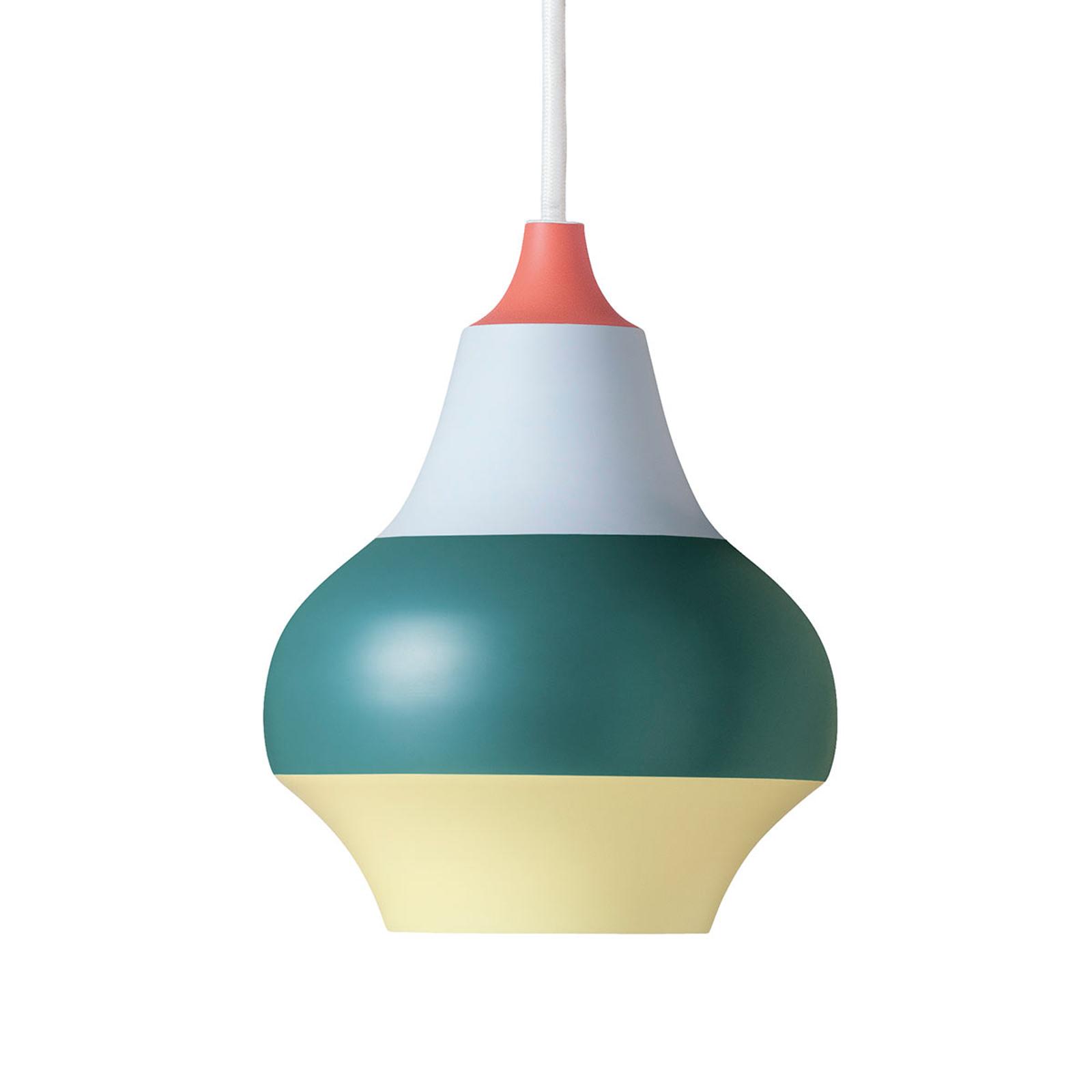 Louis Poulsen Cirque hanglamp, rood, 15 cm