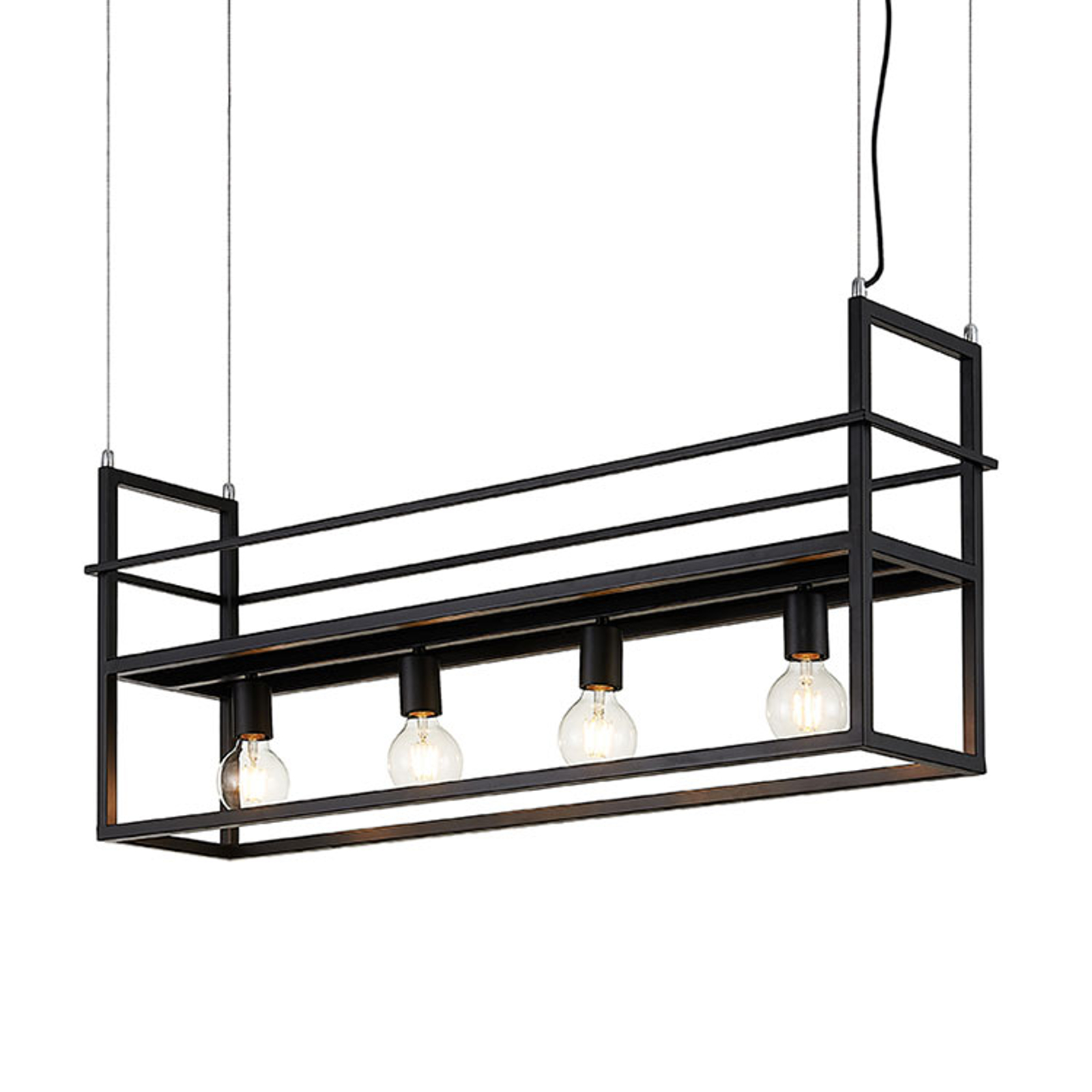 Lindby Grisela hanglamp 4-lamps