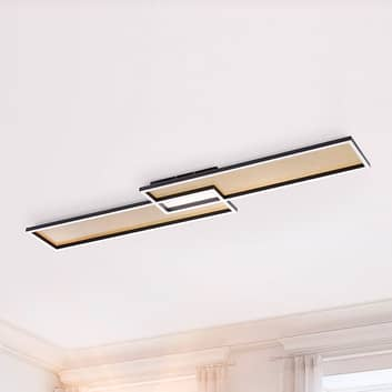 LED stropní světlo Amara, dva obdélníky
