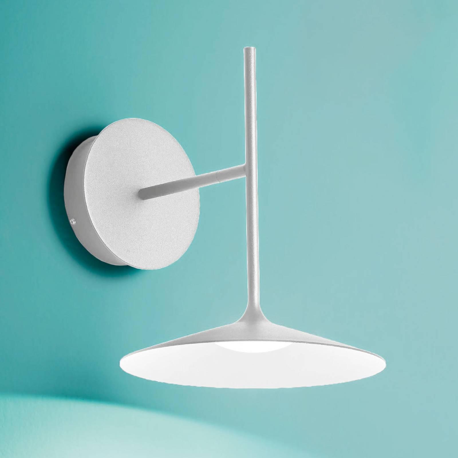 Applique LED Poe Plus, blanche