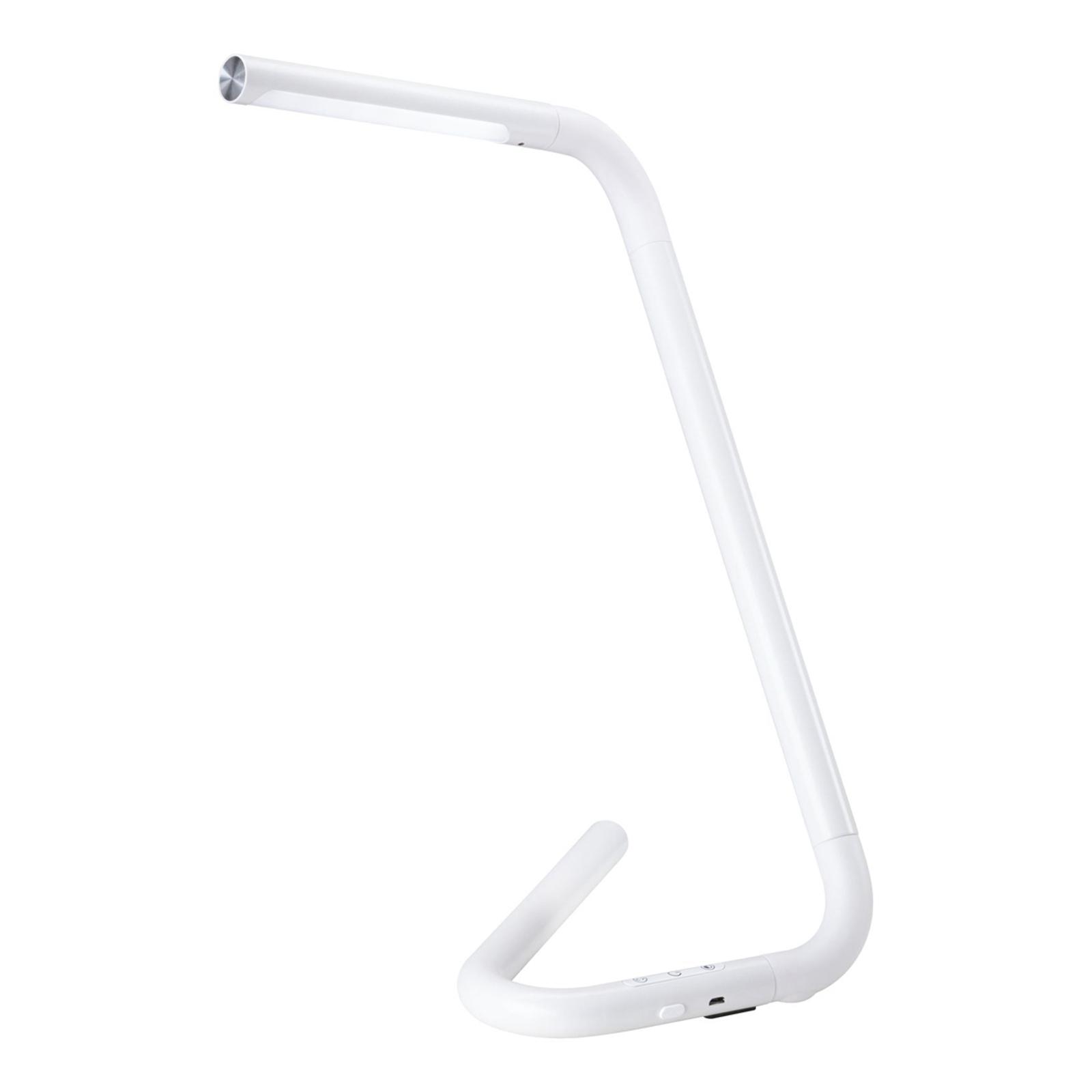 Paulmann FlexLink LED-Tischlampe mit Akku, weiß