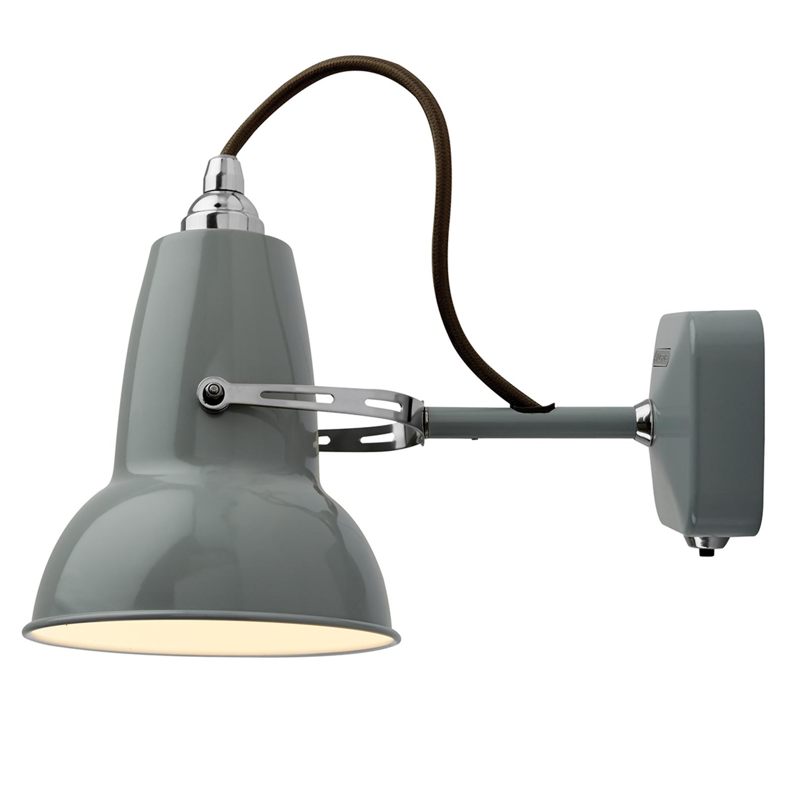 Anglepoise Original 1227 Mini Wandlampe grau