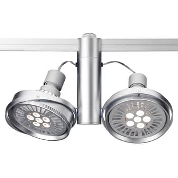 Spot à 2 lampes Level pour système CHECK-IN
