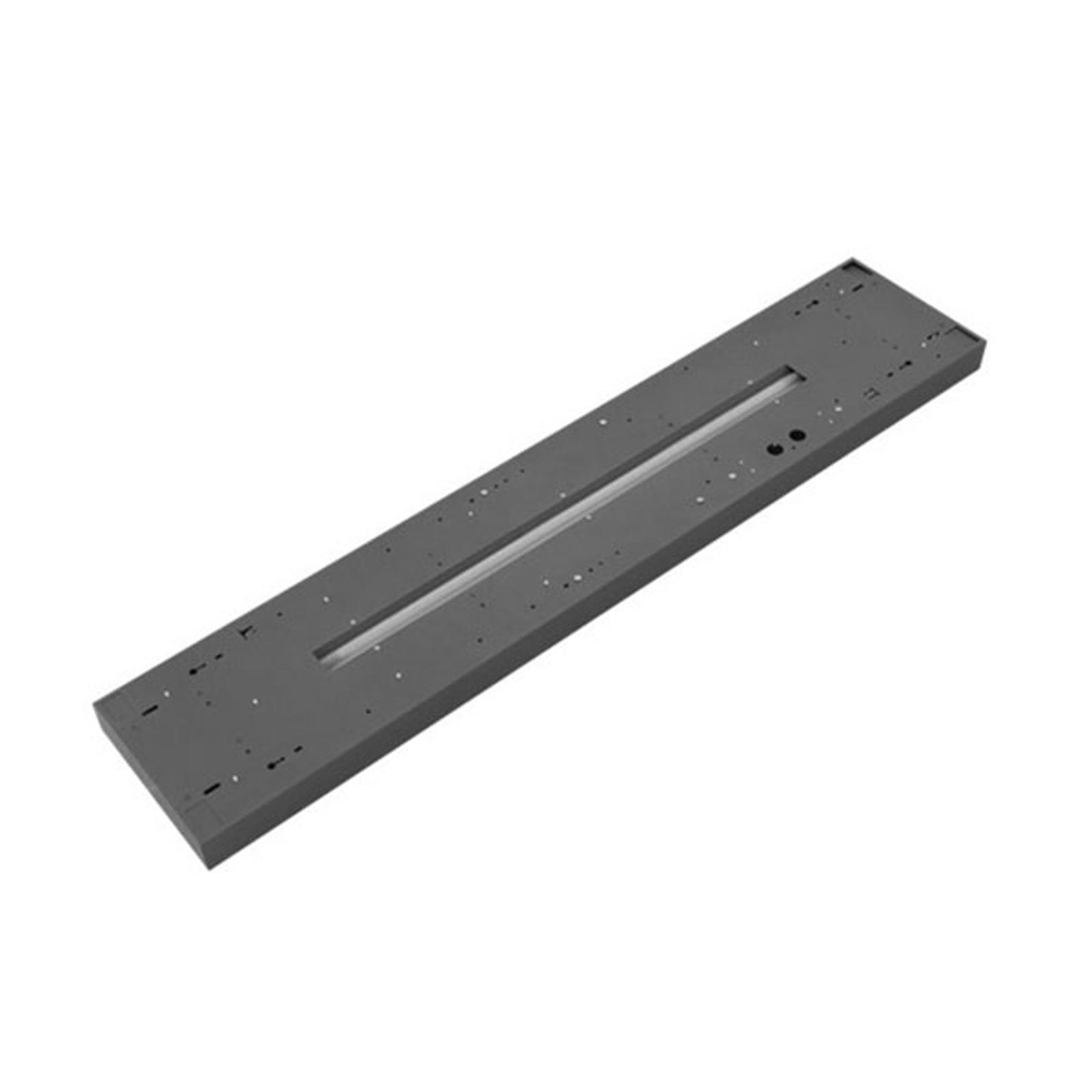 Suspension LED BAP grille DPB 57 W 3000K
