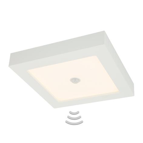 Lámpara LED de techo Svenja 18W sensor movimiento
